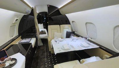 Vista Jet Express 3D Model
