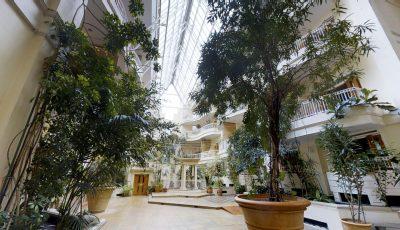 Sefton Hotel-The Atrium 3D Model